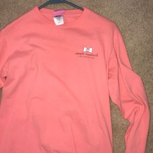 Long Sleeve Simply southern shirt